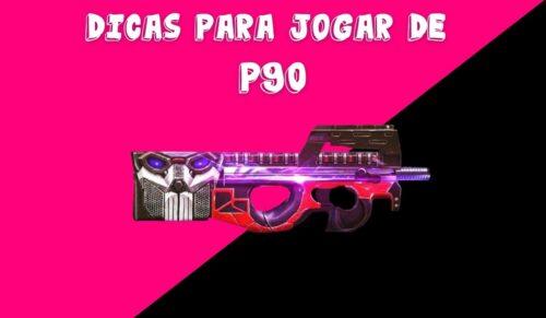 P90 no free fire