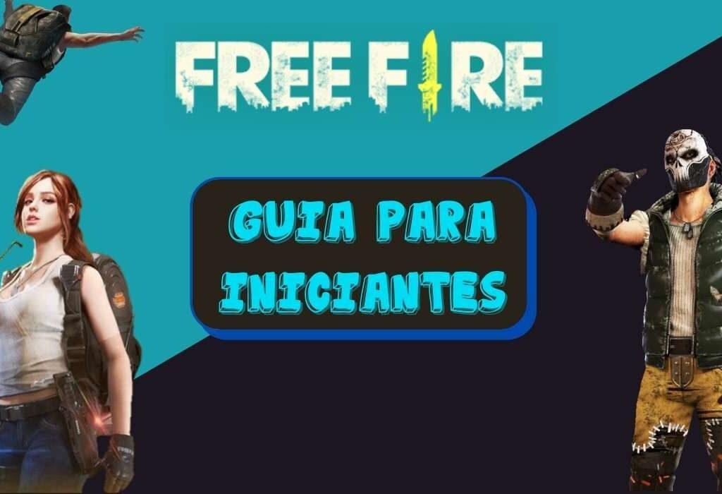 Guia para iniciantes do Free Fire