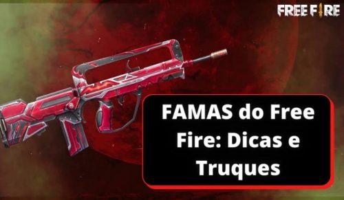 Famas do Free Fire