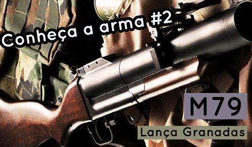 lança granadas m79