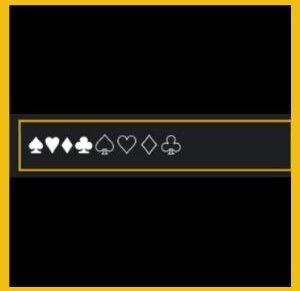 naipes de cartas