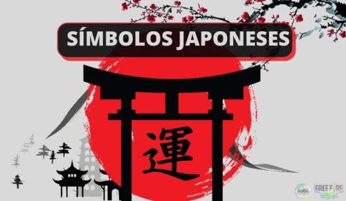 simbolos japoneses para nick