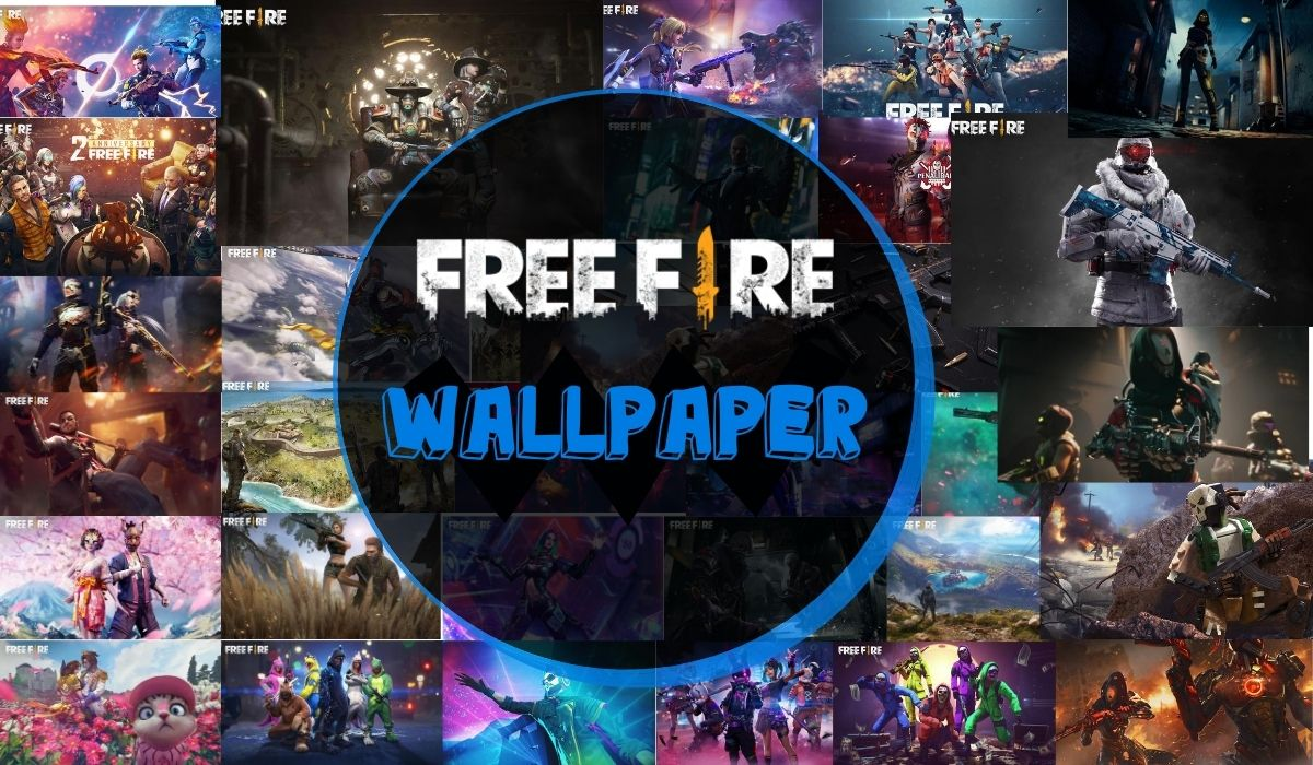 Free Fire Wallpaper: Baixe o Pack Completo para Free Fire