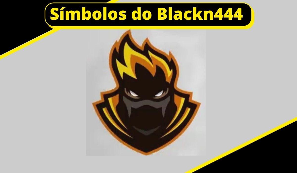 Símbolos do BlackN444: Copie e Cole no Nick