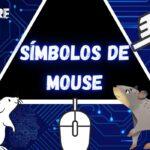Capa Símbolos de Mouse para nick