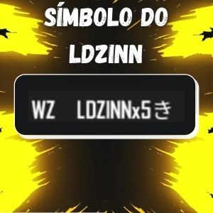símbolo do ldzinn no Free Fire