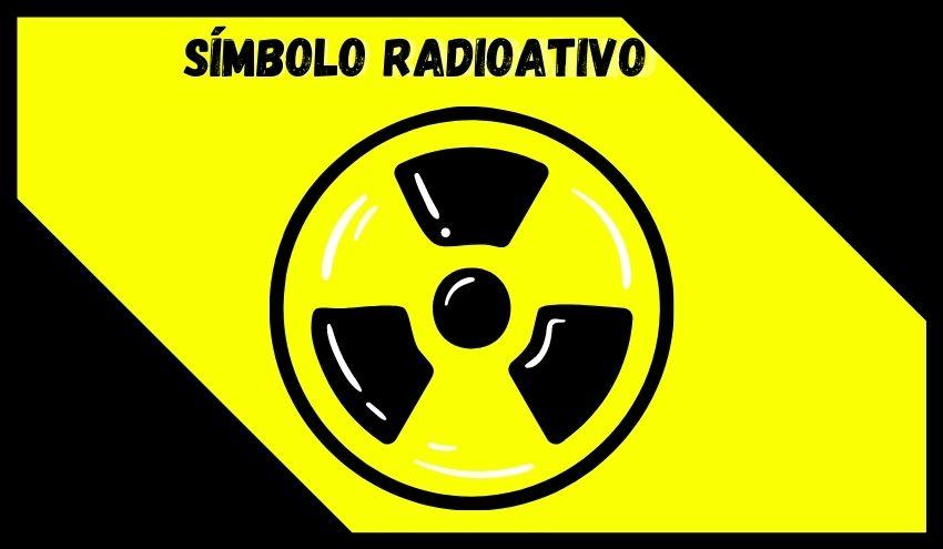 Símbolo Radioativo para Nick: Copie e Cole ☢