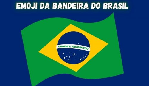 emoji bandeira do brasil