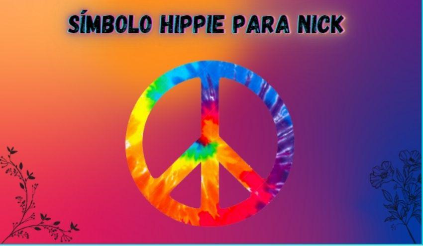Símbolo Hippie para Nick: Copie e Cole ☮