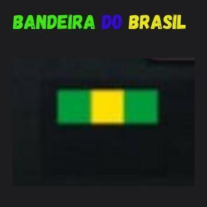 bandeira do brasil para perfil do free fire