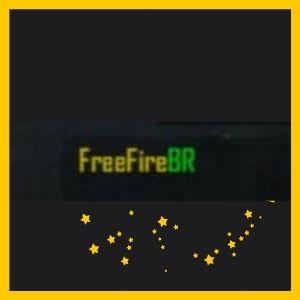 Cores para assinatura do Free Fire
