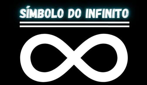 simbolo do infinito para nick
