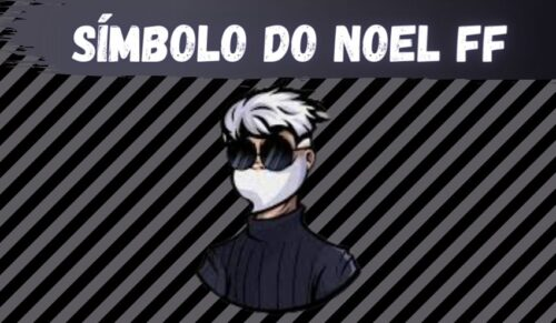 simbolo do noel ff para nick