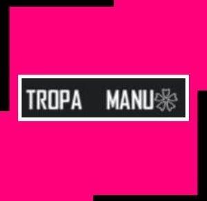 símbolo e ID da Manu Tv dentro do FF.