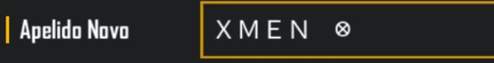 símbolo dos xmen para nick