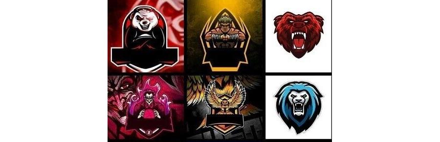 Mascotes para logos