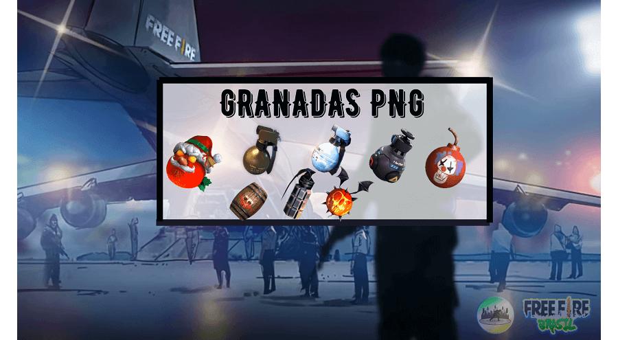 Granada Free Fire PNG