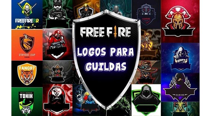 Logos Editáveis Para Free Fire